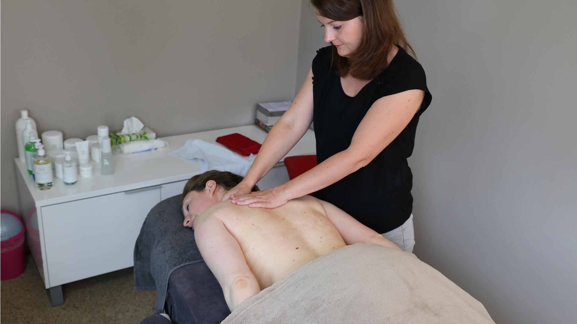 Lichaamsmassages | Schoonheidssalon Elise