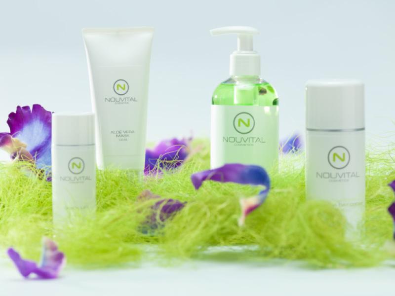Nouvital Cosmetics | Schoonheidssalon Elise